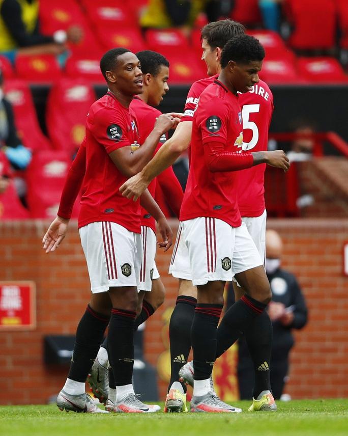 Hủy diệt Bournemouth, Man United đòi nợ sòng phẳng - Ảnh 5.