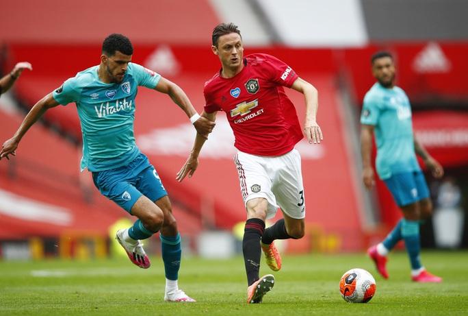 Hủy diệt Bournemouth, Man United đòi nợ sòng phẳng - Ảnh 1.