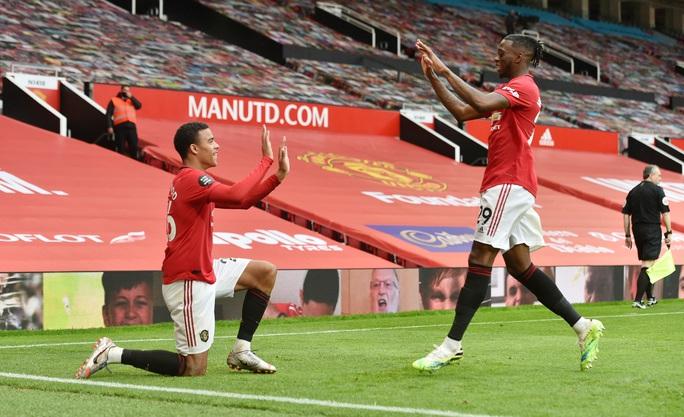 Hủy diệt Bournemouth, Man United đòi nợ sòng phẳng - Ảnh 6.
