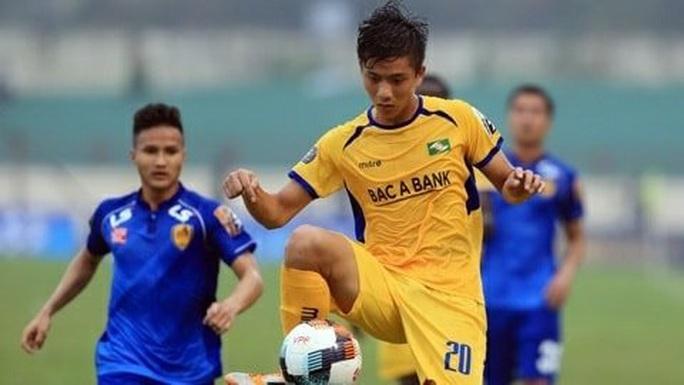 Sài Gòn FC lên đầu bảng, SLNA thua 3 trận liền - Ảnh 1.