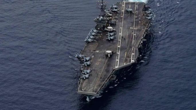 Thời báo Hoàn cầu ra đòn gió, hải quân Mỹ đáp trả đích danh - Ảnh 1.