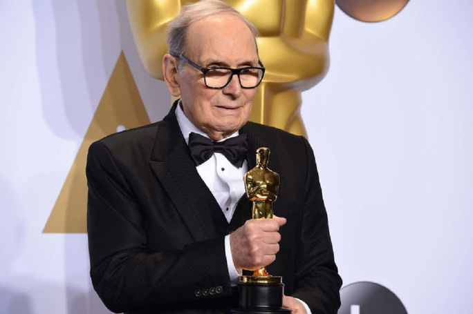 Vĩnh biệt nhà soạn nhạc phim tài danh Ennio Morricone - Ảnh 1.
