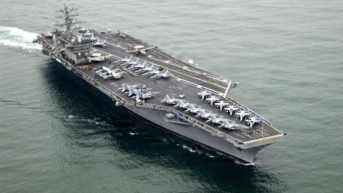 B-52 bay thẳng từ Mỹ đến biển Đông tham gia tập trận - Ảnh 5.