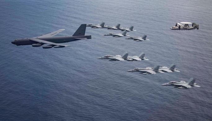 Mỹ tập trận rầm rộ ở biển Đông, gửi cảnh báo đến Trung Quốc - Ảnh 17.