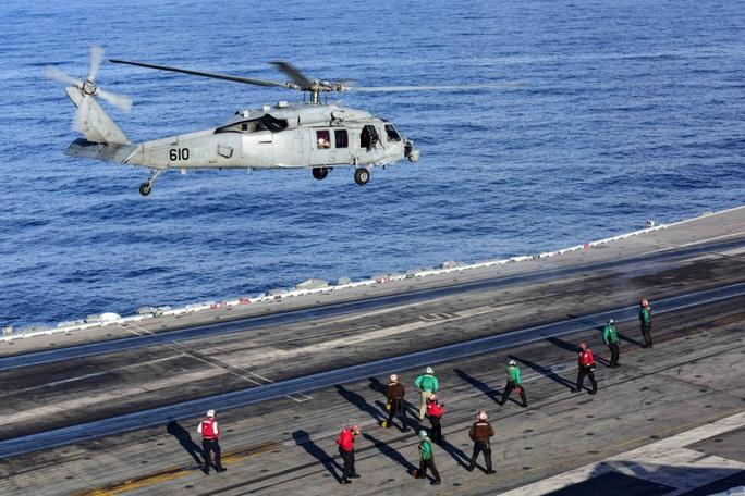 Mỹ tập trận rầm rộ ở biển Đông, gửi cảnh báo đến Trung Quốc - Ảnh 6.