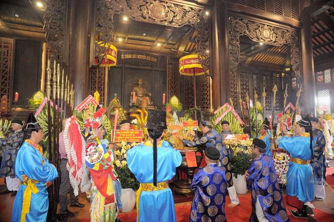 TP HCM tổ chức Lễ giỗ Đức Lễ Thành hầu Nguyễn Hữu Cảnh - Ảnh 4.