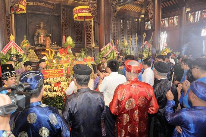 TP HCM tổ chức Lễ giỗ Đức Lễ Thành hầu Nguyễn Hữu Cảnh - Ảnh 3.