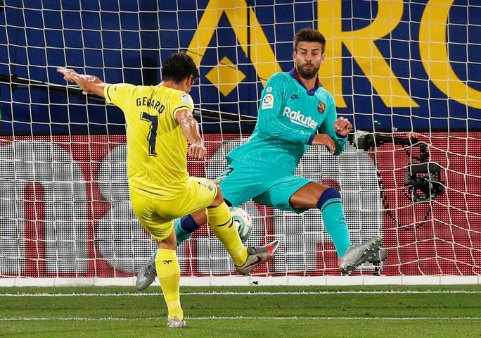 Nhấn chìm tàu ngầm vàng Villarreal, Barcelona quyết đua vô địch - Ảnh 3.