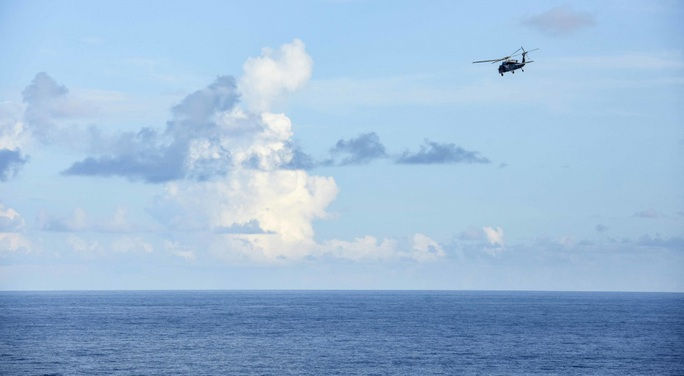 Mỹ tập trận rầm rộ ở biển Đông, gửi cảnh báo đến Trung Quốc - Ảnh 7.