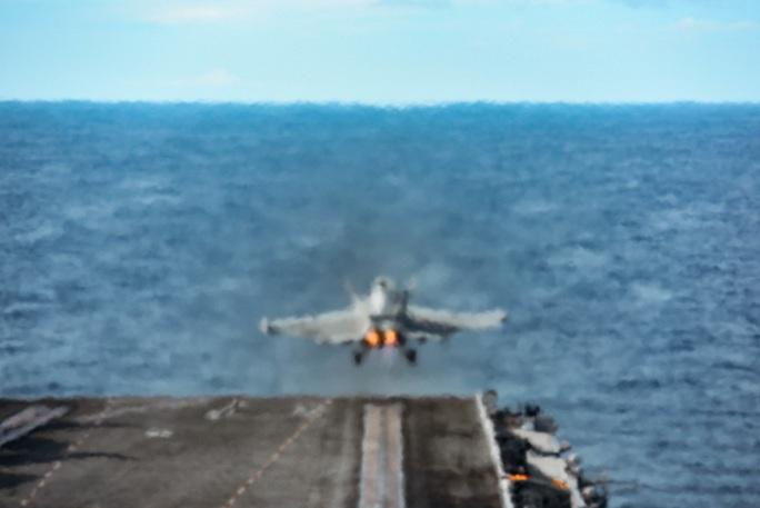 Mỹ tập trận rầm rộ ở biển Đông, gửi cảnh báo đến Trung Quốc - Ảnh 4.
