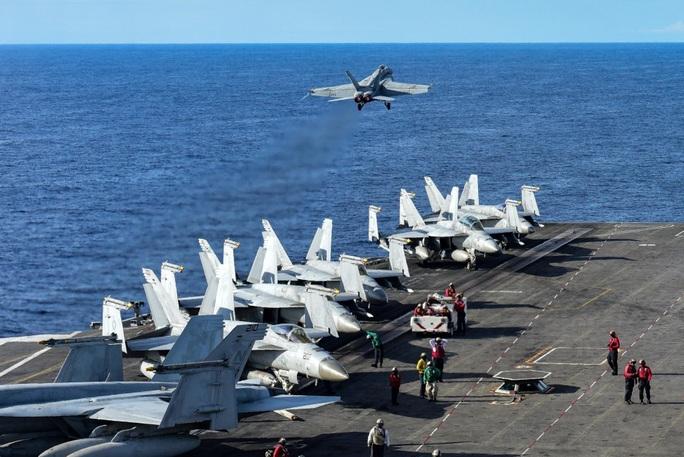 Mỹ tập trận rầm rộ ở biển Đông, gửi cảnh báo đến Trung Quốc - Ảnh 5.
