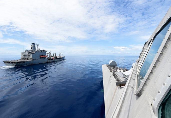 Mỹ tập trận rầm rộ ở biển Đông, gửi cảnh báo đến Trung Quốc - Ảnh 13.