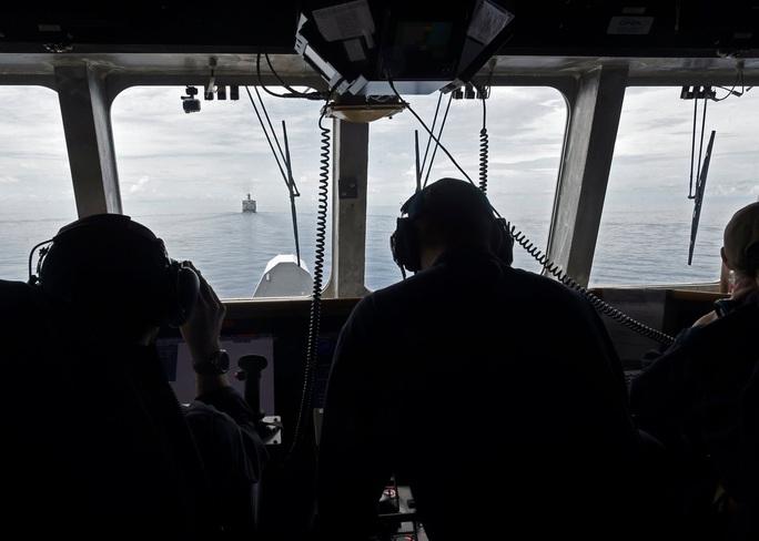Mỹ tập trận rầm rộ ở biển Đông, gửi cảnh báo đến Trung Quốc - Ảnh 14.
