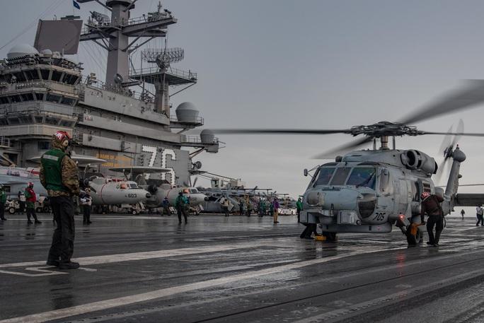 Mỹ tập trận rầm rộ ở biển Đông, gửi cảnh báo đến Trung Quốc - Ảnh 12.