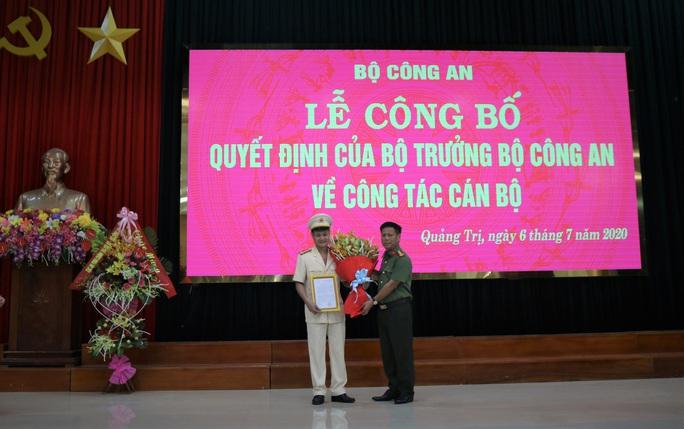 Quảng Trị có tân Phó Giám đốc Công an tỉnh 42 tuổi - Ảnh 1.