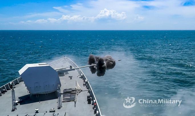 Mỹ tập trận rầm rộ ở biển Đông, gửi cảnh báo đến Trung Quốc - Ảnh 23.