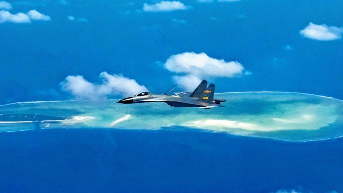 Mỹ tập trận rầm rộ ở biển Đông, gửi cảnh báo đến Trung Quốc - Ảnh 24.