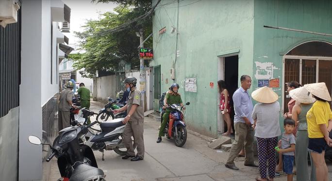 Ra lệnh bắt người phụ nữ phóng hỏa đốt phòng trọ ở quận Bình Tân - Ảnh 1.