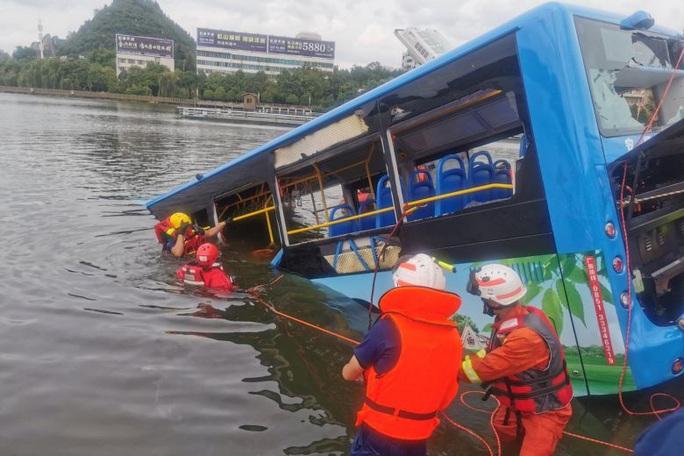 Trung Quốc: Đi thi đại học, 21 người chết đuối - Ảnh 2.
