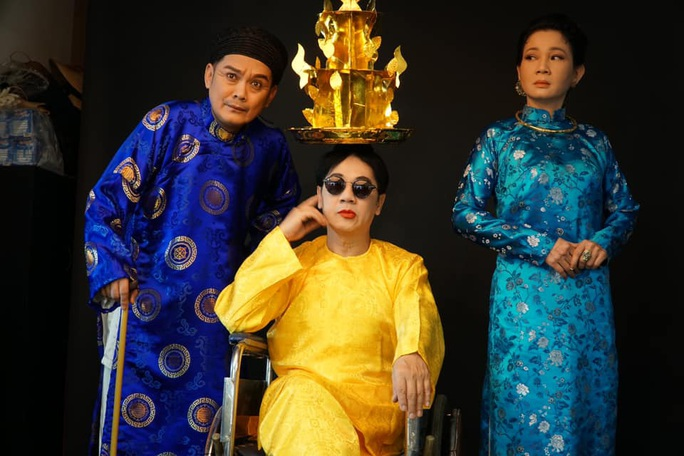 Thành Lộc, Hữu Châu nôn nao hội ngộ Cậu Đồng sau 23 năm - Ảnh 1.