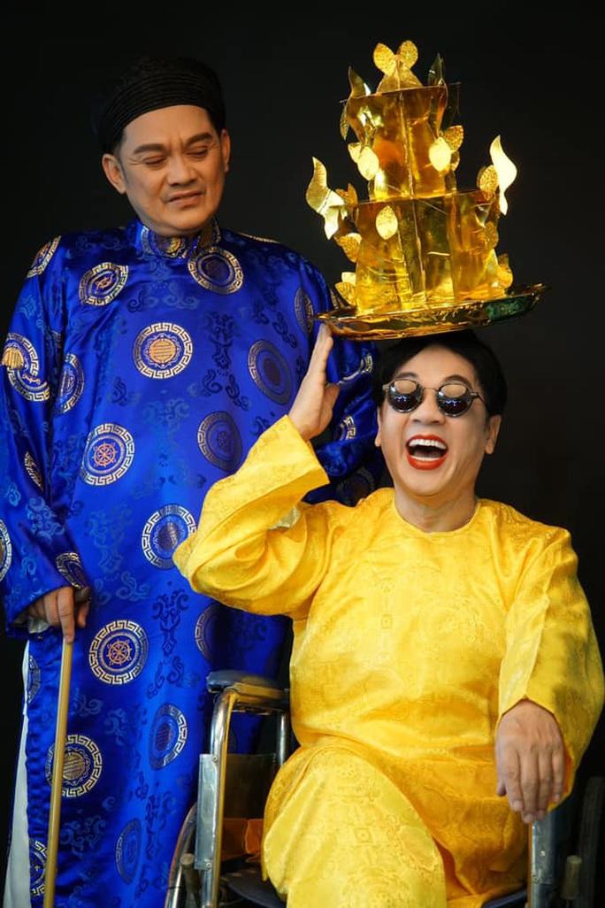 Thành Lộc, Hữu Châu nôn nao hội ngộ Cậu Đồng sau 23 năm - Ảnh 2.