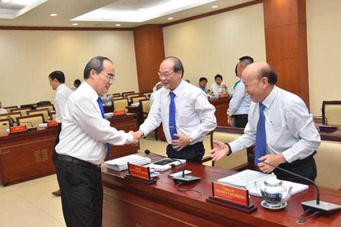 Hội nghị Thành ủy TP HCM lần thứ 42: Phân tích nhiều vấn đề quan trọng - Ảnh 1.