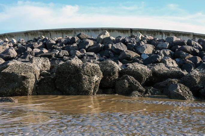 Hình ảnh cận cảnh dự án lấn biển Cần Giờ sau gần 13 năm - Ảnh 8.