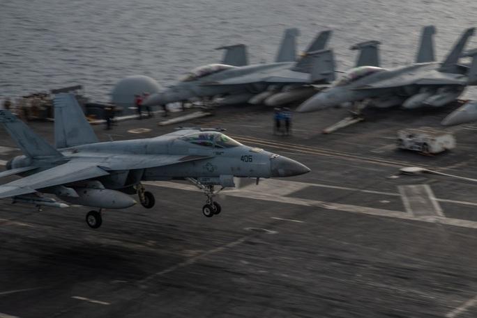 Cam kết mạnh mẽ của Mỹ ở biển Đông - Ảnh 1.