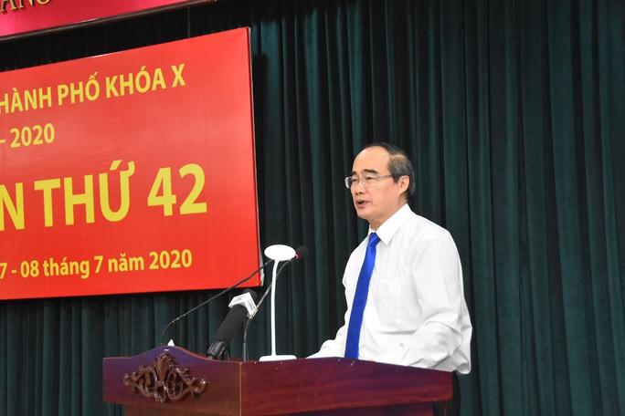 Khai mạc Hội nghị Thành ủy TP HCM lần thứ 42 - Ảnh 1.