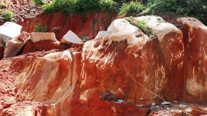 Núi rác Cam Ly Đà Lạt tiếp tục sạt lở, uy hiếp vườn người dân - Ảnh 10.
