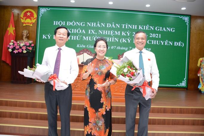 Kiên Giang có tân chủ tịch UBND tỉnh - Ảnh 2.