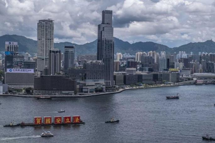 Chi tiết mới gây lo ngại của Luật an ninh Hồng Kông  - Ảnh 1.