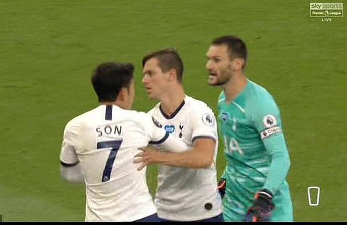 Son Heung-min bị gây hấn, Tottenham ăn may Everton vào Top 8 - Ảnh 3.