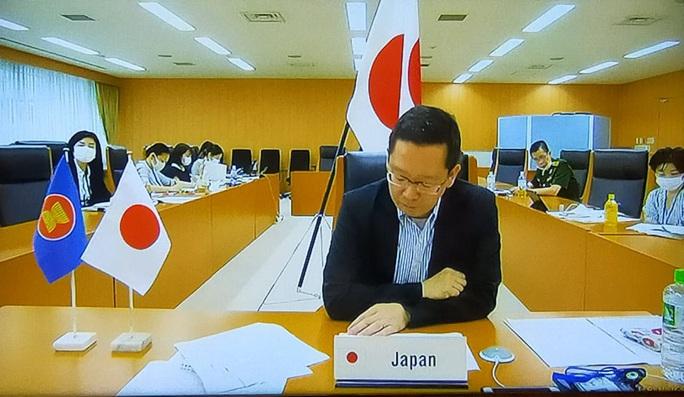 Nhật Bản nêu vụ tàu cá Việt Nam chìm sau va chạm tàu Hải cảnh Trung Quốc tại Hội nghị Chính sách an ninh ARF - Ảnh 2.