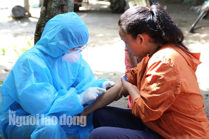 Hình ảnh bên trong tâm dịch bạch hầu ở Đắk Lắk - Ảnh 5.