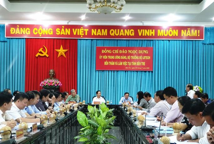 Tỉnh Bến Tre phụng dưỡng rất tốt các Mẹ Việt Nam anh hùng - Ảnh 1.