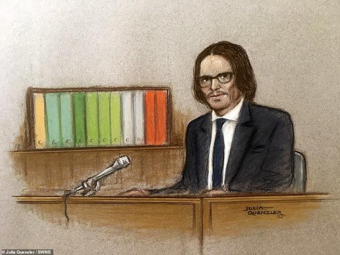 Johnny Depp kiện tờ báo, vợ cũ cũng phải ra tòa - Ảnh 4.