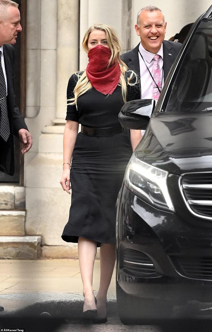 Johnny Depp kiện tờ báo, vợ cũ cũng phải ra tòa - Ảnh 3.