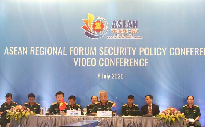 Nhật Bản nêu vụ tàu cá Việt Nam chìm sau va chạm tàu Hải cảnh Trung Quốc tại Hội nghị Chính sách an ninh ARF - Ảnh 1.