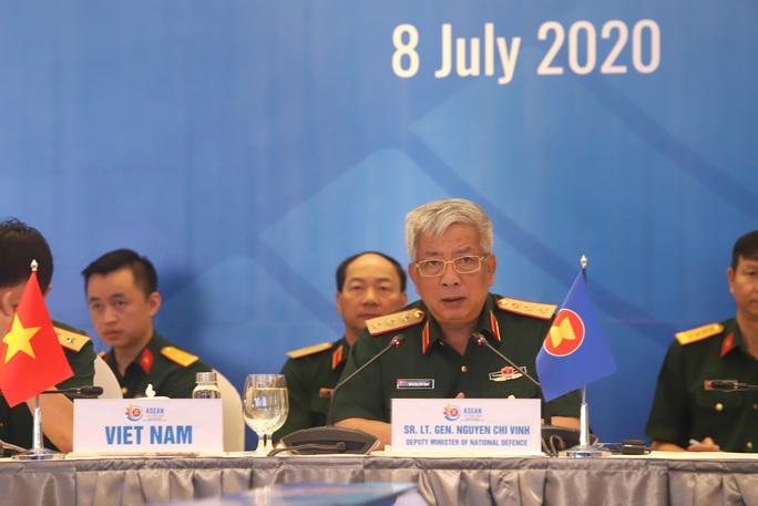 Nhật Bản nêu vụ tàu cá Việt Nam chìm sau va chạm tàu Hải cảnh Trung Quốc tại Hội nghị Chính sách an ninh ARF - Ảnh 6.