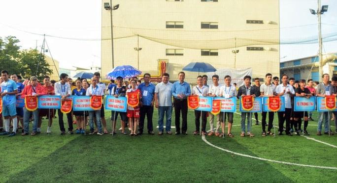 Đà Nẵng: Đoàn viên, CNVC-LĐ vui khỏe với các giải thể thao - Ảnh 1.