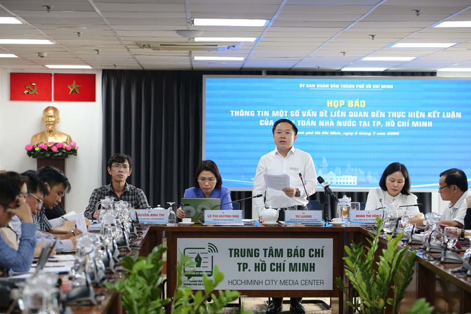 TP HCM chỉ đạo chuyển hồ sơ Công ty Tân Thuận sang cơ quan cảnh sát điều tra - Ảnh 1.