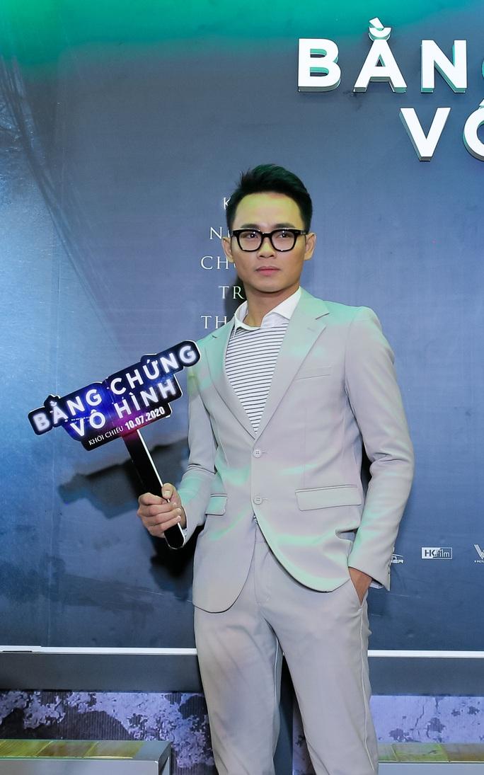 Sao Việt hội tụ thảm đỏ ra mắt phim Bằng chứng vô hình - Ảnh 10.