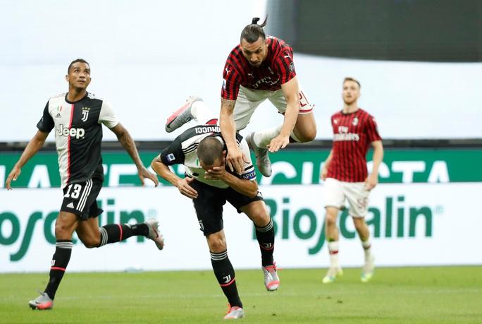 Ngược dòng siêu đẳng ở San Siro, AC Milan quật ngã Juventus - Ảnh 2.