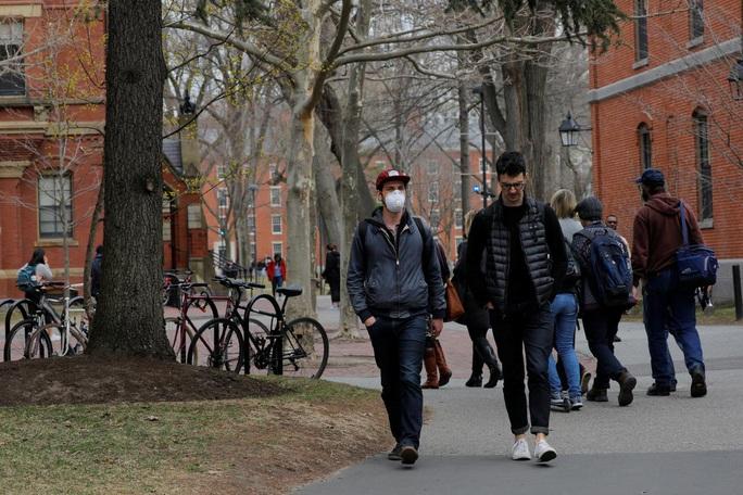 ĐH Harvard, MIT kiện chính quyền Tổng thống Trump - Ảnh 1.