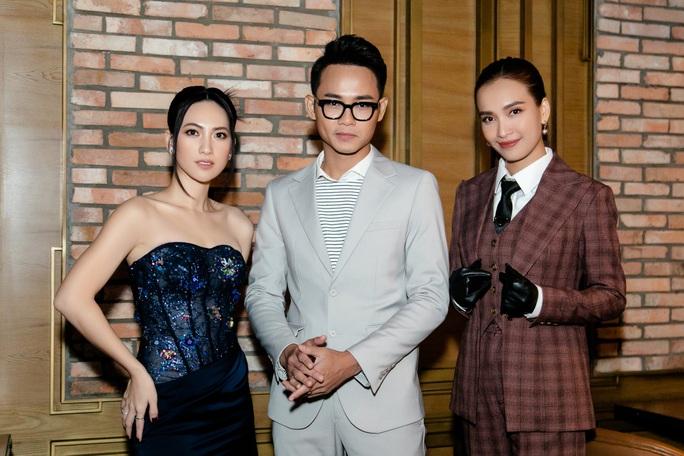 Sao Việt hội tụ thảm đỏ ra mắt phim Bằng chứng vô hình - Ảnh 13.
