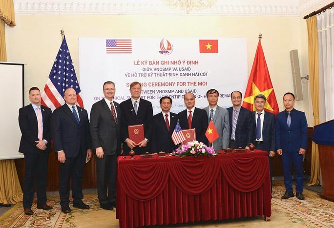 Mỹ hỗ trợ Việt Nam phân tích ADN xác định danh tính quân nhân - Ảnh 6.