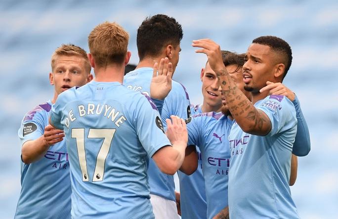 Man City mơ phép mầu Champions League - Ảnh 1.