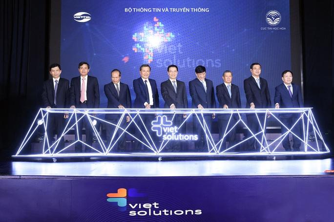 Khởi động cuộc thi tìm kiếm giải pháp chuyển đổi số Việt Nam - Viet Solutions - Ảnh 1.
