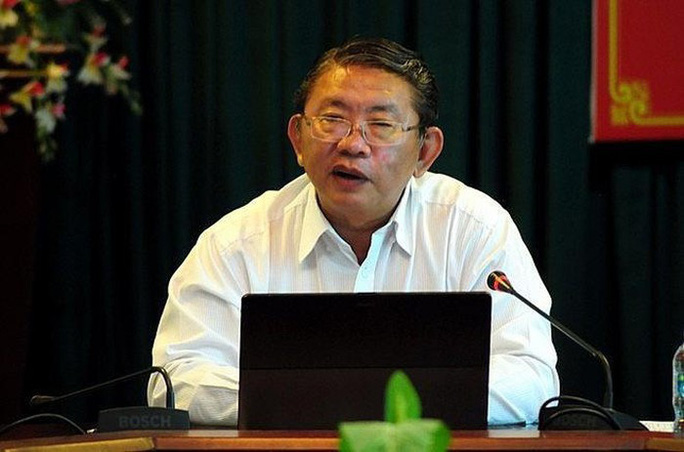 Nhiều người không liên lạc được với nguyên Giám đốc Sở Khoa học-Công nghệ Đồng Nai - Ảnh 1.